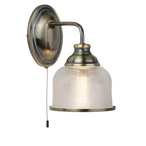Searchlight 2671-1 Bistro II Single Light Switched Wall Light