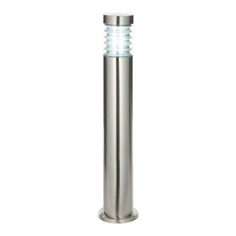 Endon Lighting 49911 Equinox Marine Grade Stainless Steel Bollard Light