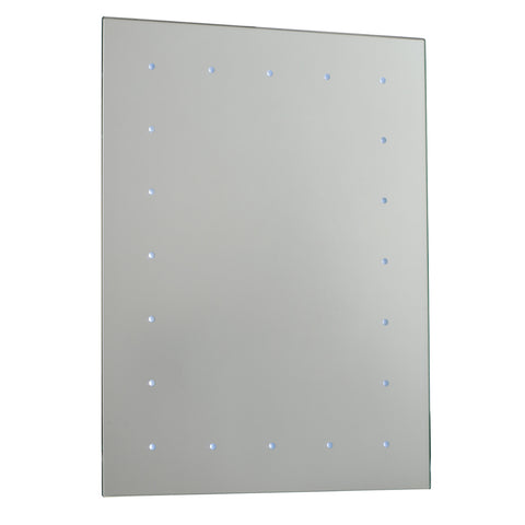 Endon Lighting 51898 Toba LED Battery Operated Mirror