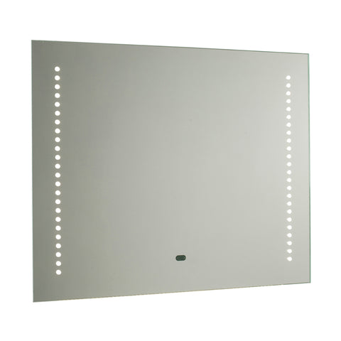 Endon Lighting 60895 Rift LED Mirror With Shaver Socket