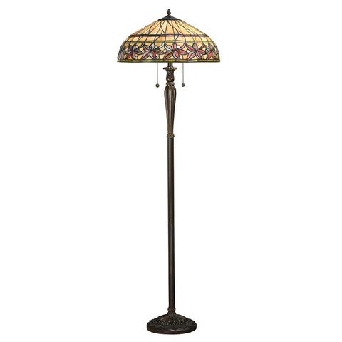 Ashtead Tiffany Floor Lamp