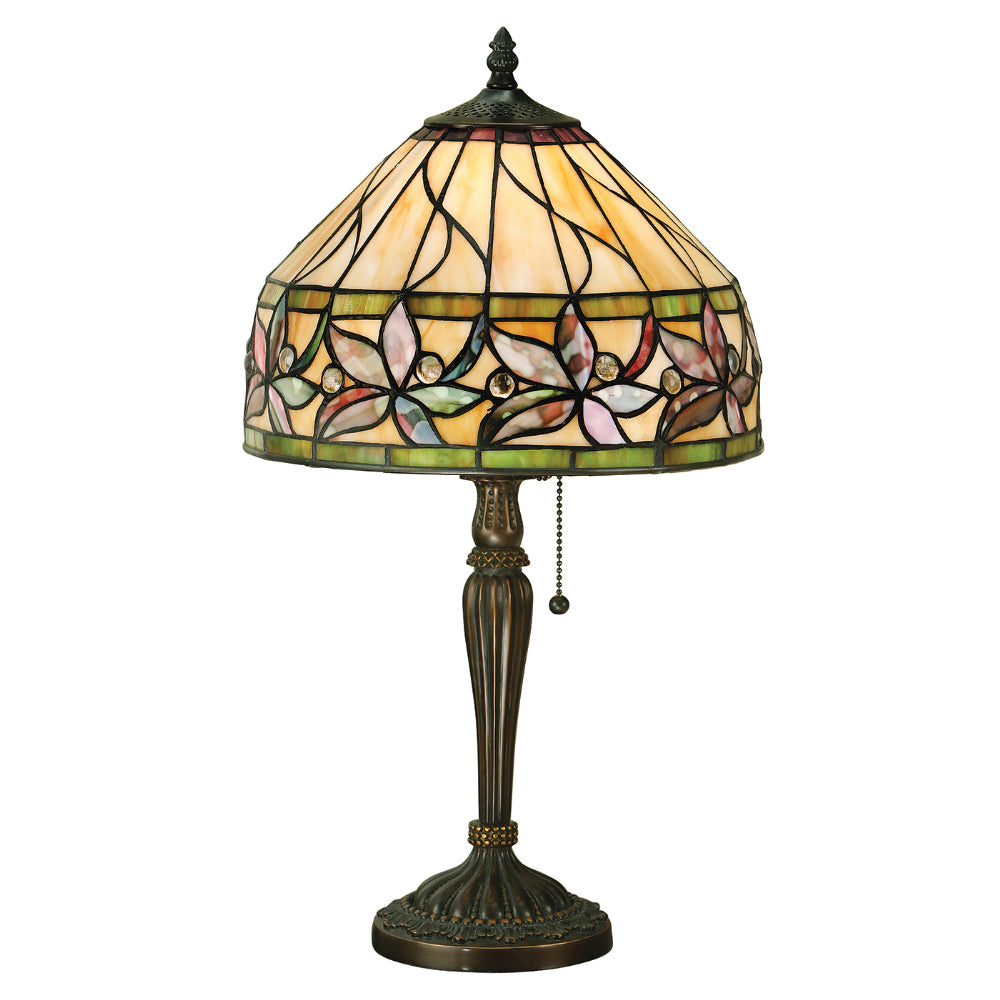 Ashtead Small Tiffany Table Lamp