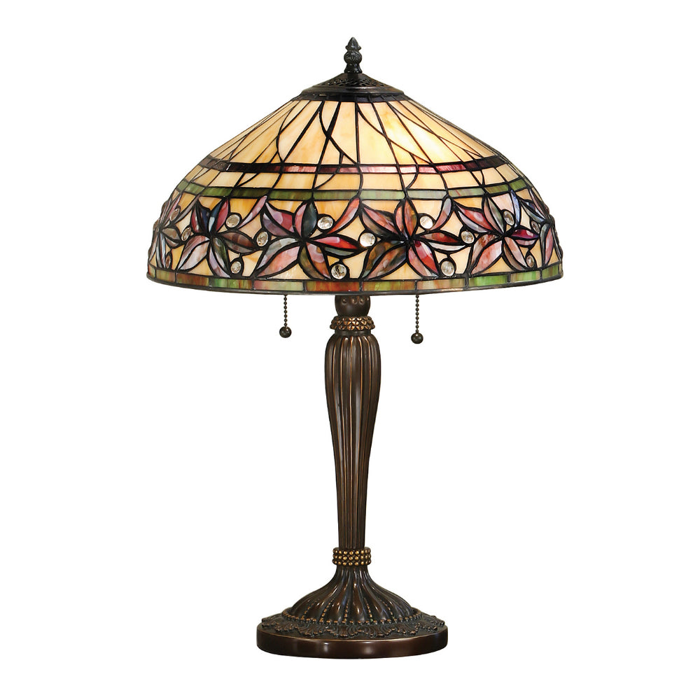 Ashtead Medium Tiffany Table Lamp