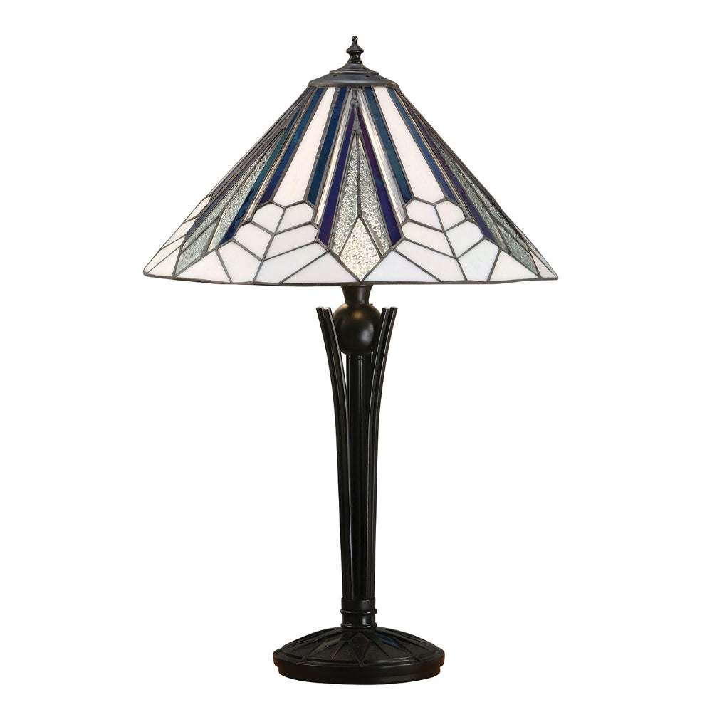 Astoria Medium Tiffany Table Lamp