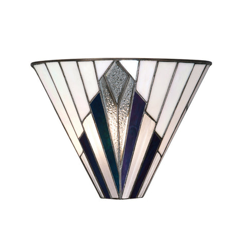 Astoria Single Light Tiffany Wall Light