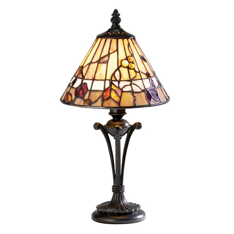 Bernwood Small Tiffany Table Lamp