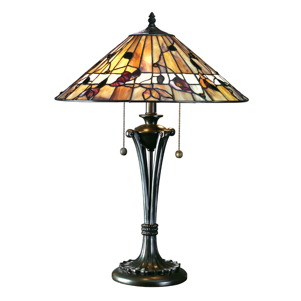 Bernwood Medium Tiffany Table Lamp