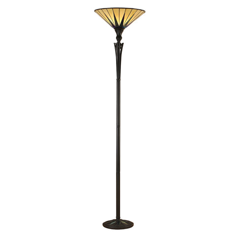 Dark Star Tiffany Floor Lamp