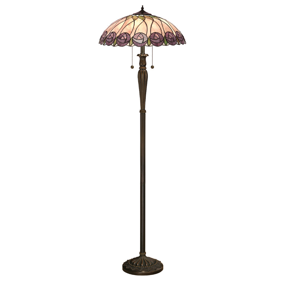 Hutchinson Tiffany Floor Lamp
