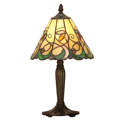 Jamelia Intermediate Tiffany Table Lamp