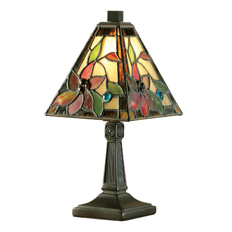Lelani Mini Tiffany Table Lamp