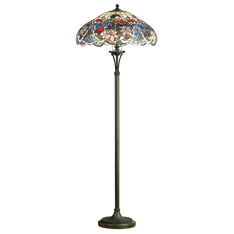 Sullivan Tiffany Floor Lamp