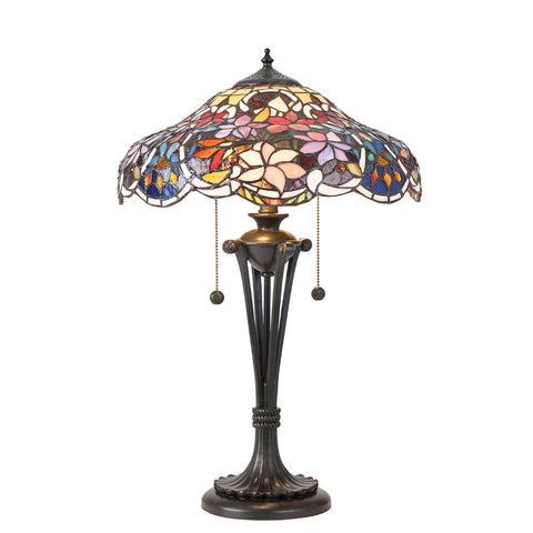 Sullivan Medium Tiffany Table Lamp