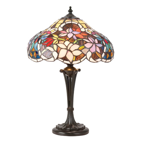 Sullivan Small Tiffany Table Lamp