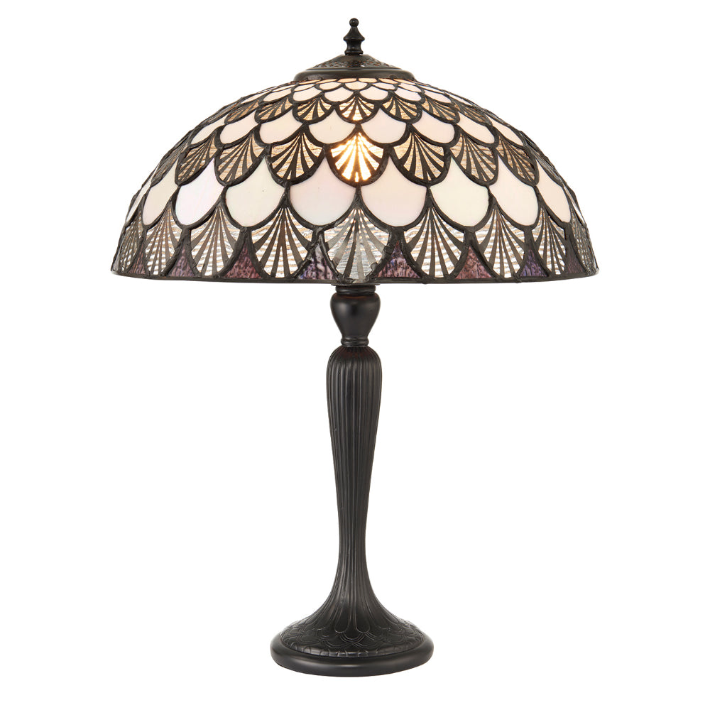 Missori Medium Tiffany Table Lamp