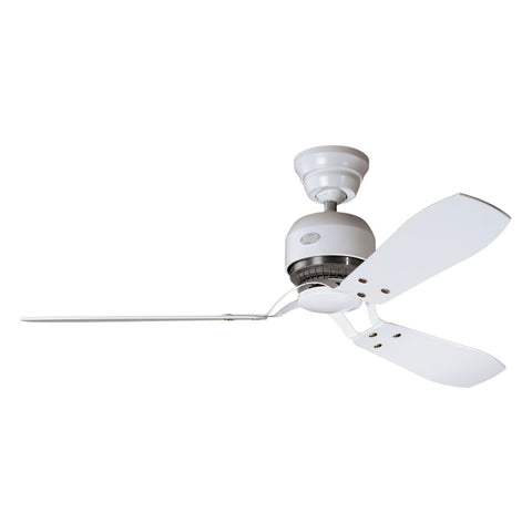 "Hunter TRIBECA - 60"" / 152cm Ceiling Fan Chalk White"
