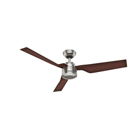 "Hunter FLIGHT - 52"" / 132cm Ceiling Fan Brushed Nickel"
