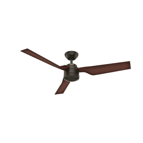 "Hunter CABO FRIO - 52"" / 132cm Ceiling Fan New Bronze"