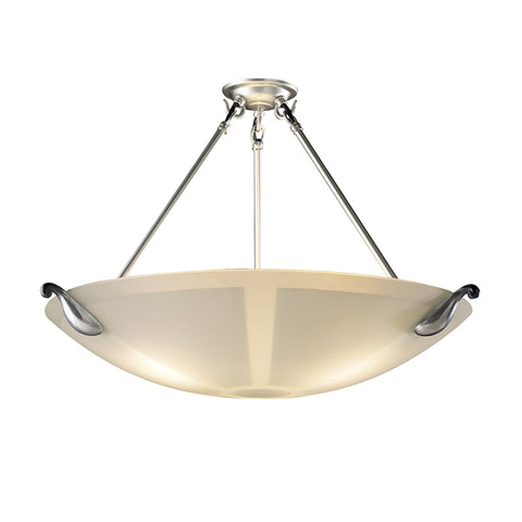 David Hunt MG47 Savoy 3 Light Pewter/Acid Pendant Ceiling Light