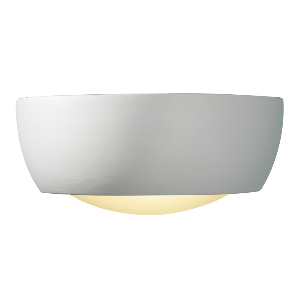 där Lighting MIL372 Milo Single Light Ceramic Small Wall Light