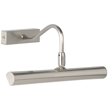 Endon Lighting PL-LEDG9-SC Linton 2 Light Satin Chrome Picture Light