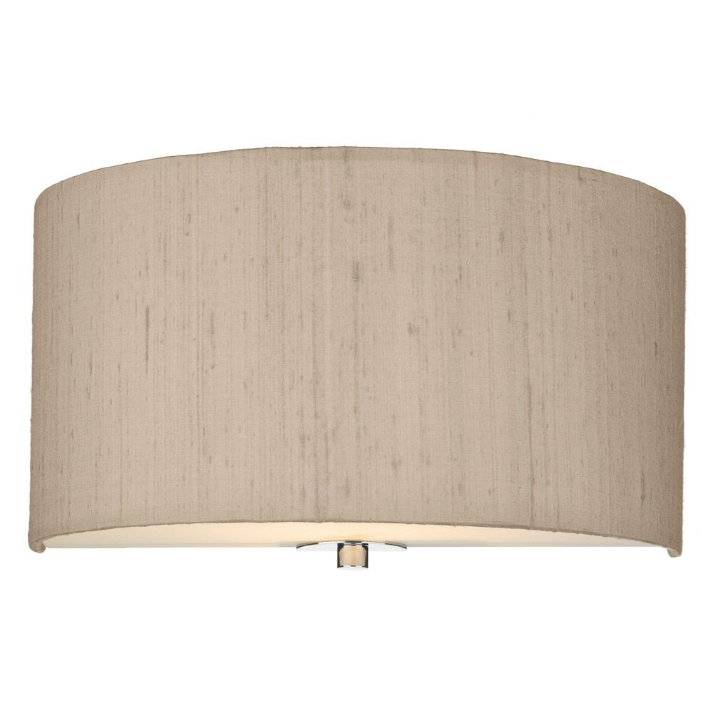 The Light Shade Studio REN0701 Renoir Single Light Taupe Wall Light