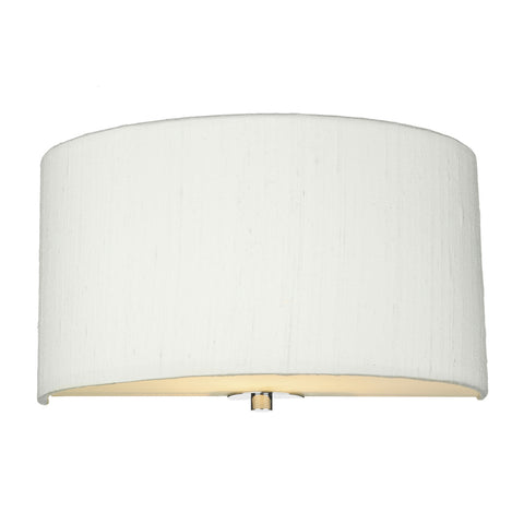 The Light Shade Studio REN0715 Renoir Single Light Ivory Wall Light