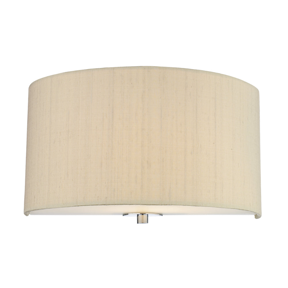 The Light Shade Studio REN0741 Renoir Single Light Sea Mist Gold Wall Light