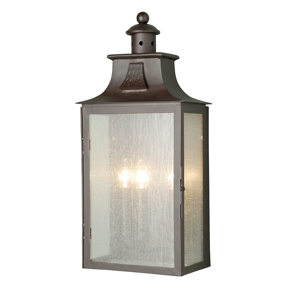 Elstead Lighting BALMORAL Balmoral Large Old Bronze Outdoor Wall Light