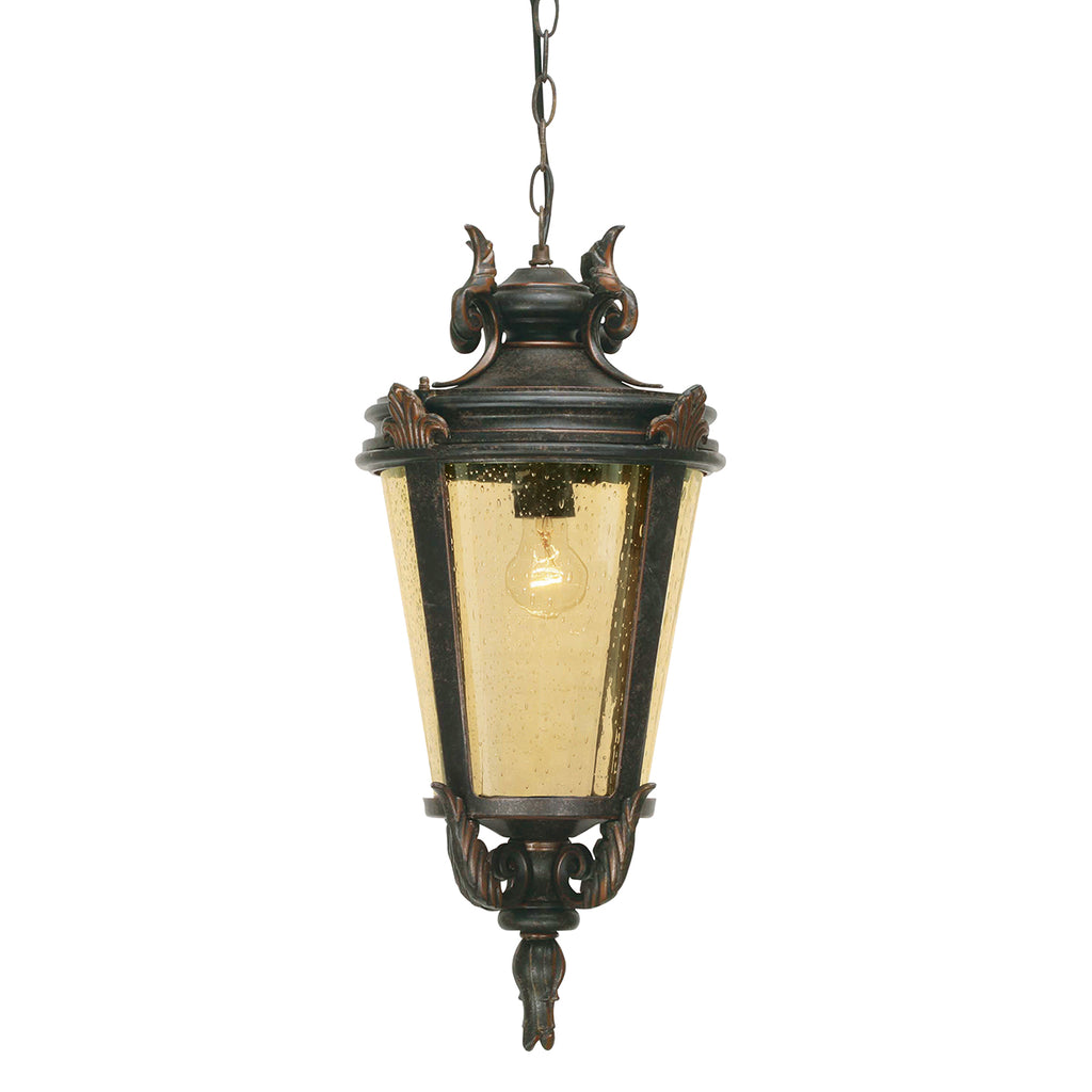 Elstead Lighting BT8/L Baltimore Weathered Bronze Patina Large Outdoor Porch Light