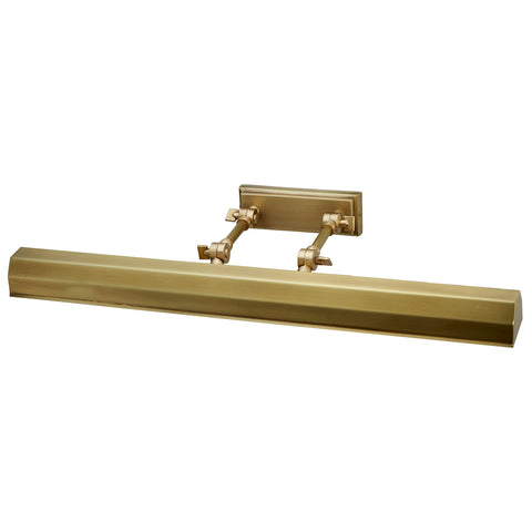 polished nickel wall light