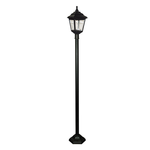 Elstead Lighting KERRY/CHAIN Kerry Black Chain Porch Light
