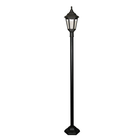 Elstead Lighting KINSALECHAIN Kinsale Black Chain Porch Light