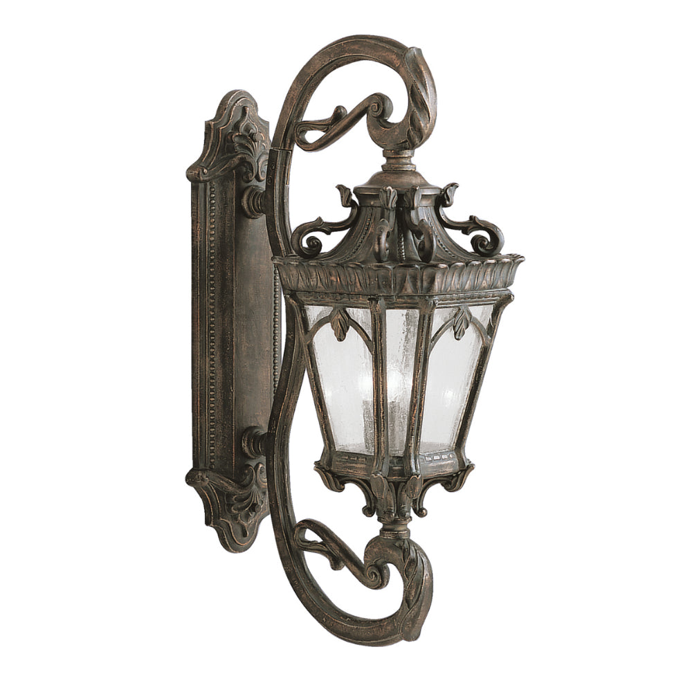 Londonderry Finish outdoor wall light