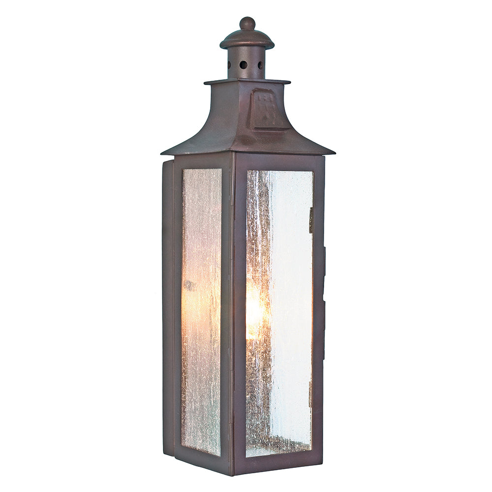 Elstead Lighting STOW Stow Old Bronze Outdoor Wall Light