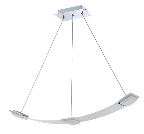 Mantra Thea 21w LED Linear Pendant Ceiling Light