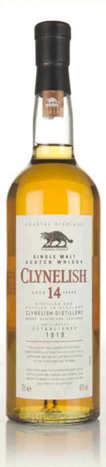Clynelish 14 Year Old, Single Highland Malt