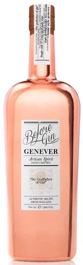 De Borgen's 'Before Gin' Genever
