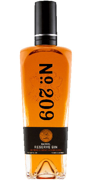No. 209 Cabernet Sauvignon Cask Finished Gin
