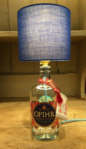 Handcrafted Opihr Gin Table Lamp