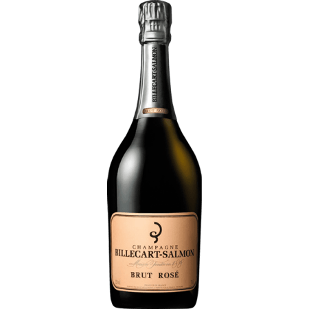 Billecarte-Salmon Brut Rose NV Champagne