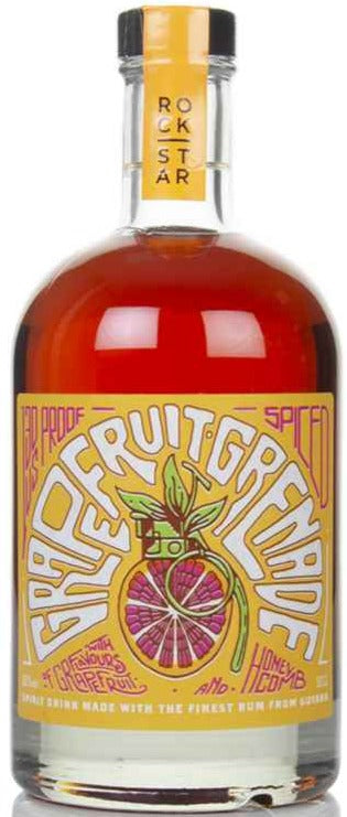 Grapefruit Grenade Spiced Rum