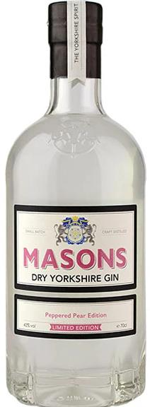 Masons Pink Peppered Pear Gin