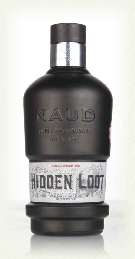 NAUD Hidden Loot, Amber Spiced Rum