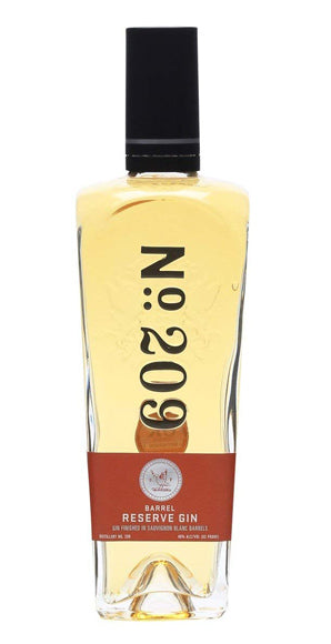 No. 209 Sauvignon Blanc Cask Finished Gin