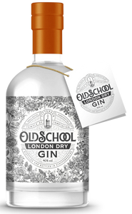 Old School Gin - London Dry