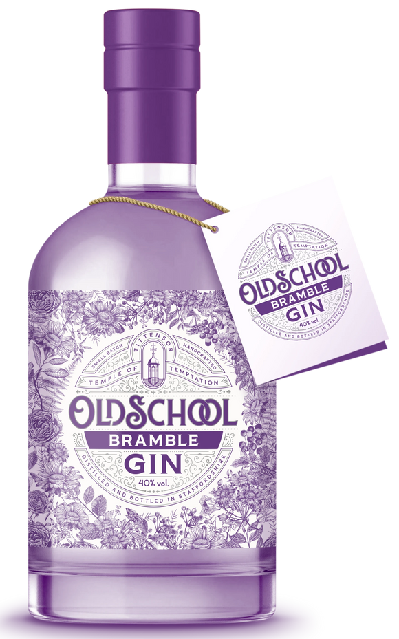 Old School Gin - Bramble Edition