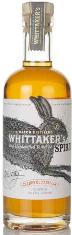 Whittaker's Crabby Old Tom Gin