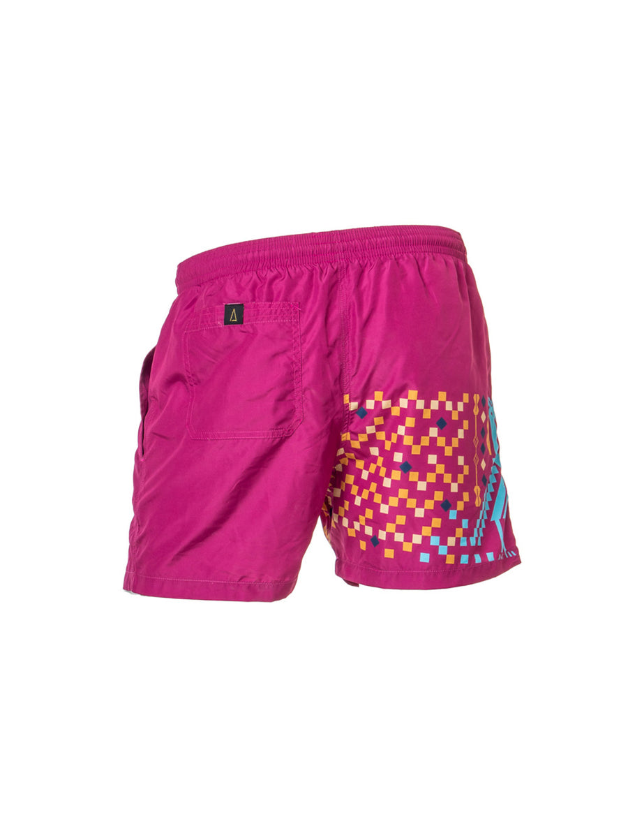 Boardshort Pavoncella Big