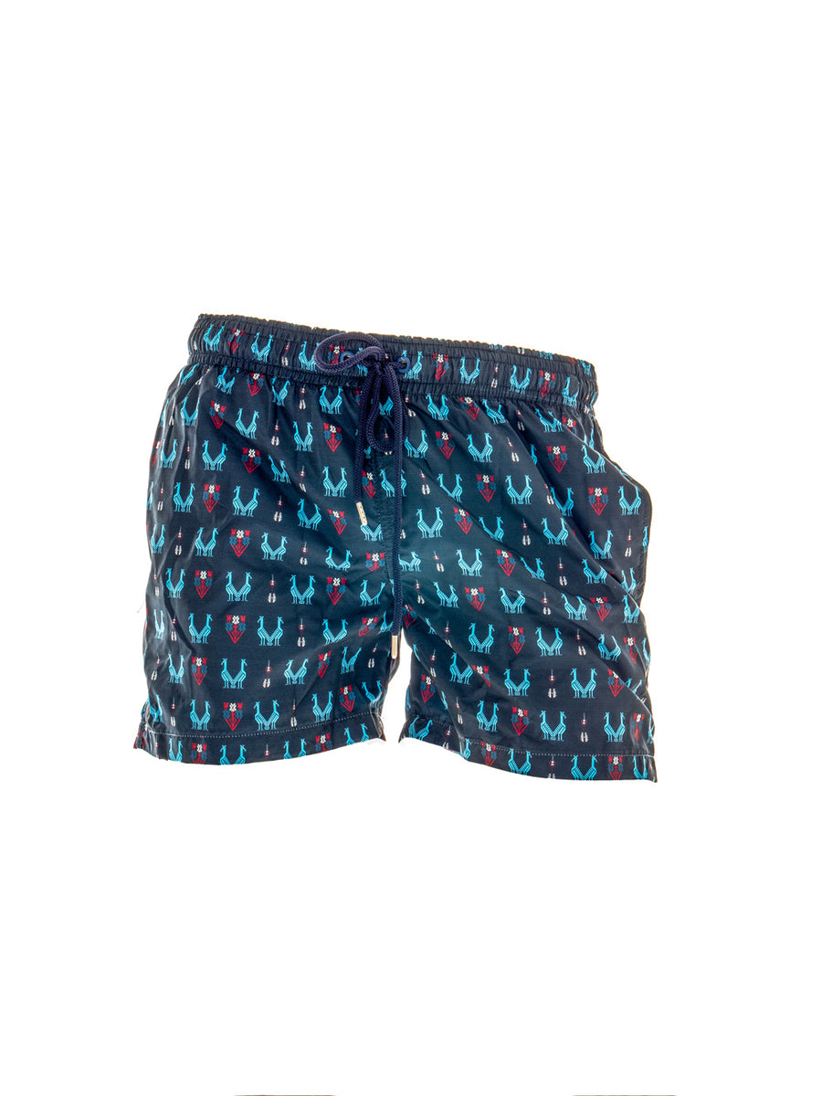 Boardshort Pavoncella NightBlue